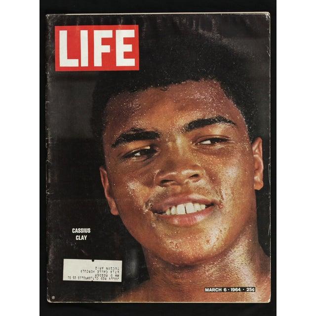 Image of Vintage Muhammad Ali / Cassius Clay Life Magazine