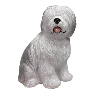 Italian Terra-Cotta Sheepdog Puppy