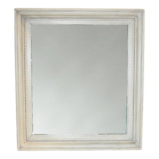 Antique Shabby Mirror