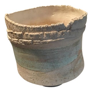 Modernist Hand Thrown Vase