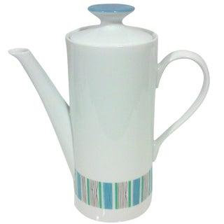 Scandi Porcelain Coffee Pot