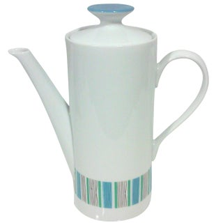 Scandi Porcelain Coffee Pot