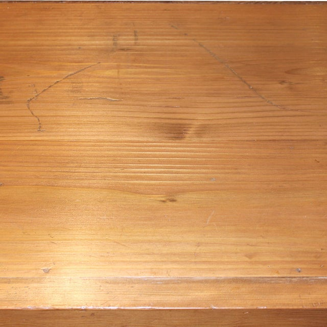 Image of Antique Japanese Document Chest