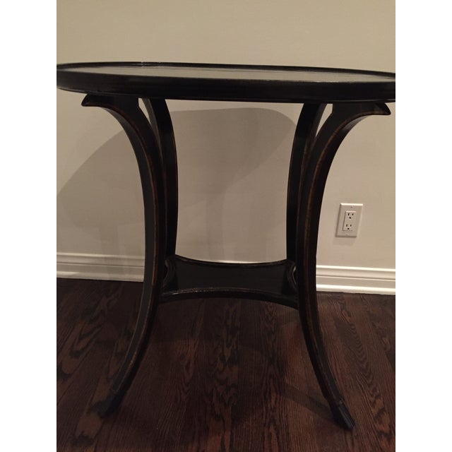 Rose Tarlow Roland Oval Side Table - Image 3 of 7