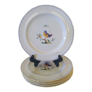 Spode Queen's Bird Plates - Set of 6