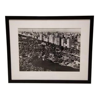 """Fifth Avenue & Central Park"" Photograph"