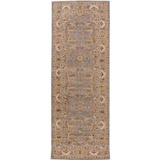 "Wool Sultanabad Rug - 6' x 16'10"""