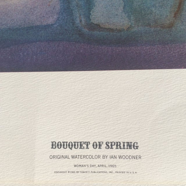 Image of Art Print - Bouquet of Spring