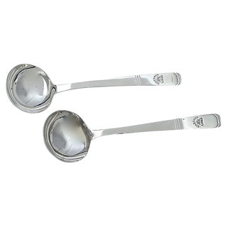 Walker & Hall Shipping Line Ladles- Set of 2