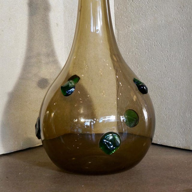 Empoli Glass Vase - Image 4 of 6
