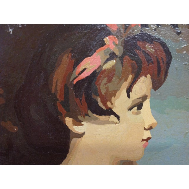 Paint by Numbers Age of Innocence - A Pair - Image 4 of 8