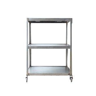 Industrial Metal Rolling Cart - Image 1 of 5