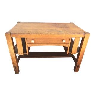 Limbert Arts & Crafts Desk