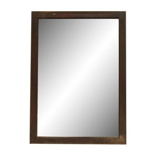 Vintage Used Brown Wall Mirrors Chairish