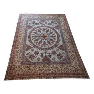 Persian Batik Textile - 7′1″ × 9′4″