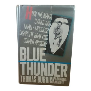"""Blue Thunder"" 1990 Thomas Burdick & Charlene Mitchell"