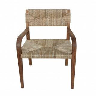 Teak Bowie Arm Chair