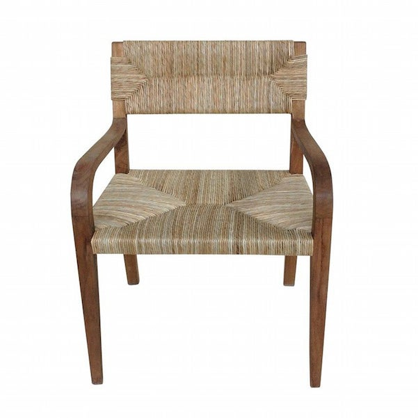 Image of Teak Bowie Arm Chair
