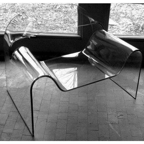Boeri & Katayanagi for Fiam Ghost Chair - Image 7 of 10
