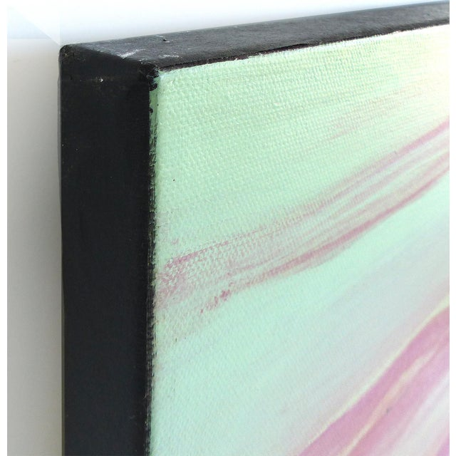 Abstract Painting by Cuban - American Artist Juan A. Navarrete - Image 8 of 10