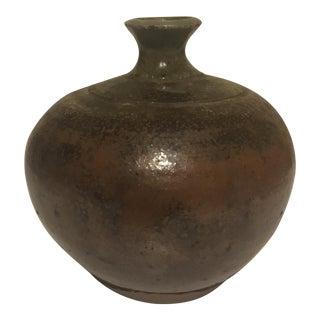 1973 Signed Studio Pottery Vase