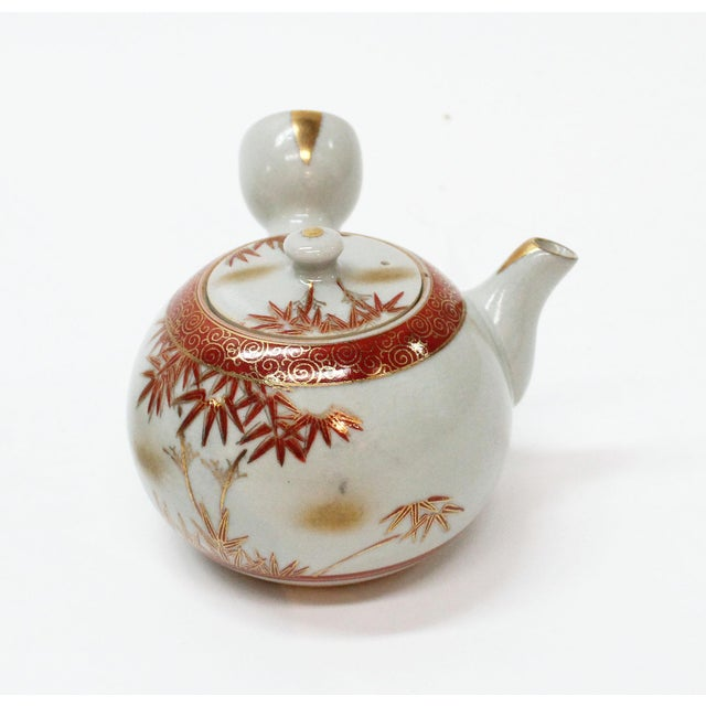 Vintage Asian Tea Serveware - Set of 6 - Image 3 of 7
