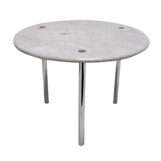 Laverne Marble Top SIde Table