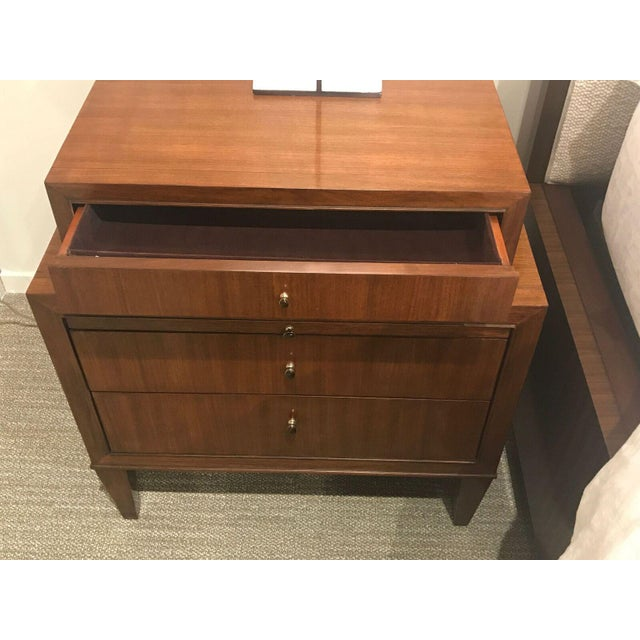 Barbara Barry Petite Buttoned-Up Nightstand - Image 5 of 7