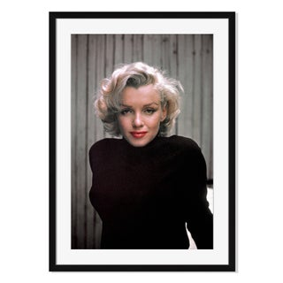 """Marilyn Monroe on Patio"" Framed Photograph"