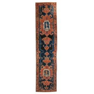 19th Century Persian Zanjan Carpet Runner