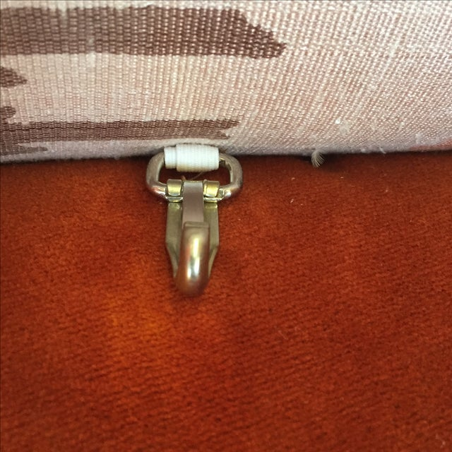 Martin Brattrud Ikat Sofa - Image 5 of 9
