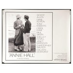 """Image of """"Annie Hall"""" 1977 Film Poster"""