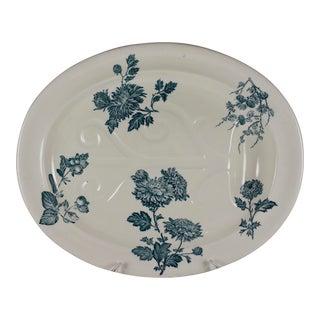 Josiah Wedgwood Aesthetic Well & Tree Chrysanthemum Platter
