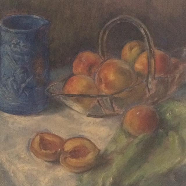 Ester Kee Oil Painting - Image 4 of 7