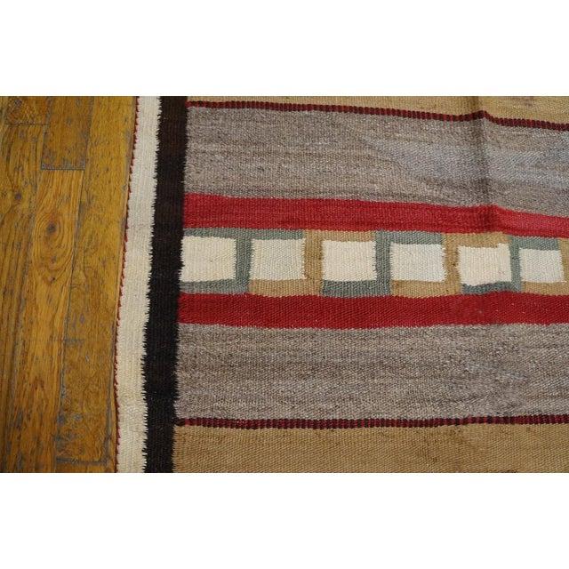 Navajo Style Rug- 3′2″ × 4′8″ - Image 4 of 5