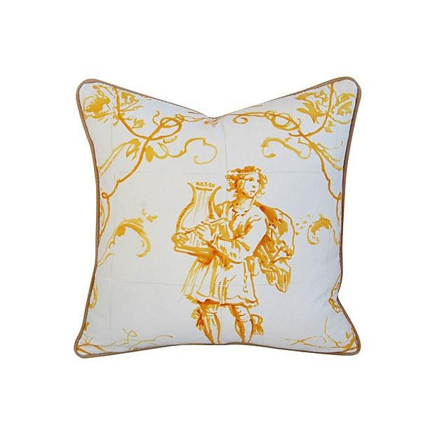 Image of Custom French Pierre Frey Sintra Pillow