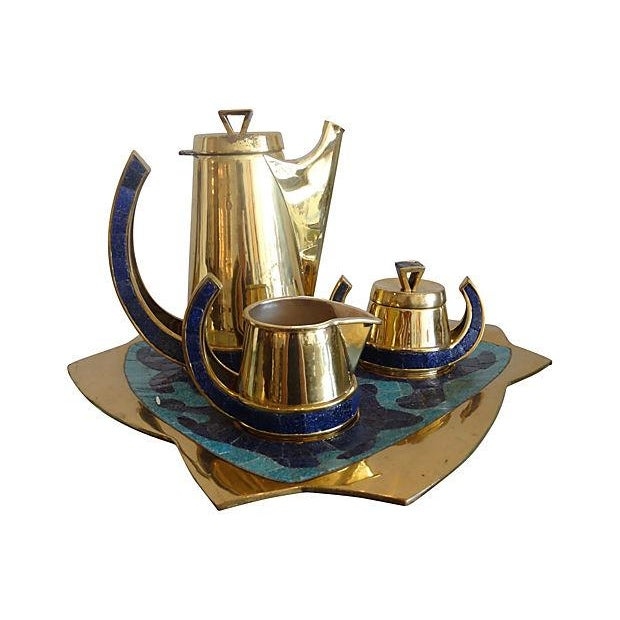 Mexican Coffee Set - Image 1 of 7