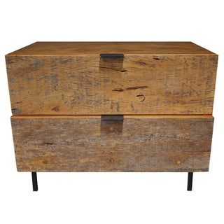 Environments Furniture 2-Drawer End Table