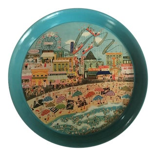 Vintage Ballonoff Pepsi Cola Coney Island Serving Tray