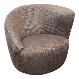 Vladimir Kagan Nautilus Chair