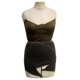 Antique Corset Mannequin Dress Form
