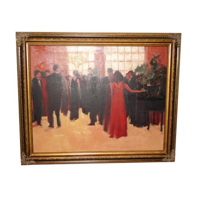 Original Signed Oil Painting - Paula Frizbe - Image 1 of 6