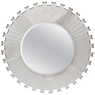 Caracole Lucite Sunburst Mirror