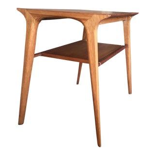 Drexel Profile Corner Table