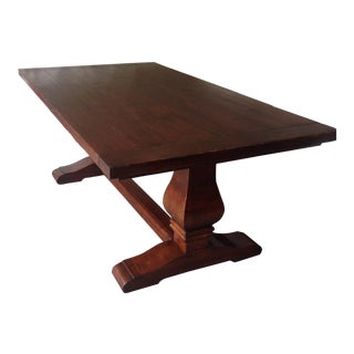 Fremarc Trestle Dining Table