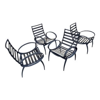 Tropitone Outdoor Chairs - Set of 4