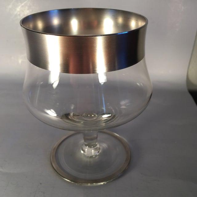Vintage Dorothy Thorpe Cocktail Glass - Image 4 of 5