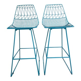 """Lucy"" Bar Stools - A Pair"