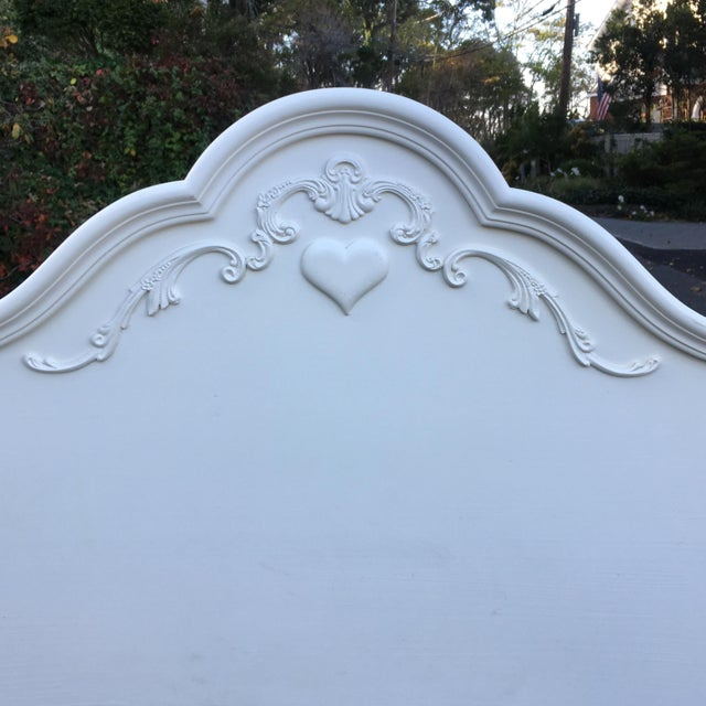 Child's Twin Size Bed Frame & Headboard - Image 5 of 8