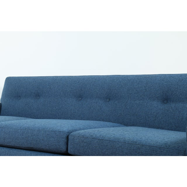 1960's Refinshed And Reupholstered Sofa - Image 5 of 9